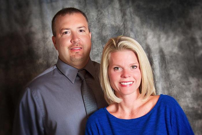 Jason & Betsy Peter